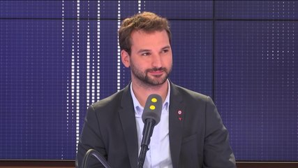 Ugo Bernalicis - Franceinfo mardi 28 mai 2019