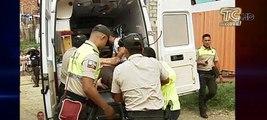 Mujer asesinada de varias puñaladas en Guayaquil