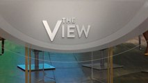 """""""The View"""" Co-Hosts Both Censored Tuesday For Trump-Related Profanity"""