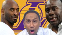 Lakers GM Rob Pelinka Caught LYING About Kobe Bryant & Magic Allegedly Was A BULLY As President!