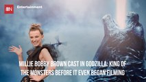 Millie Bobby Brown Had The 'Godzilla: King Of The Monsters' Role In The Bag