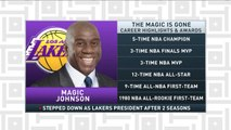 Tiki and Tierney: Magic Johnson is accused of bullying Lakers employees