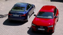 The new Audi S6 Sedan and S6 Avant