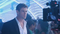 'Men in Black: International': On Set With Chris Hemsworth and Tessa Thompson (Exclusive)