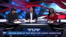Meghan McCain Snaps At Amy Klobuchar