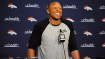 Broncos Sign Chris Harris to New One-Year Deal Worth $12.05 Million