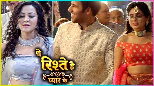 Kunal-Mishti , Kuhu And Abeer Dance At Goddhana Ceremony   Yeh Rishtey Hai Pyaar Ke