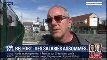Belfort: les salariés de General Electric sonnés par l'annonce de la suppression de plus de 1000 emplois