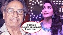 Madhuri Dixit Gets EMOTIONAL On Ajay Devgn Father Veeru Devgan's Demise