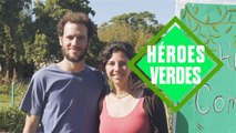 Jóvenes héroes verdes: El jardín comunitario