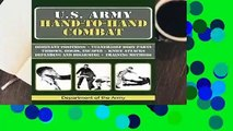U.S. Army Hand-to-Hand Combat  Review