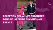 PHOTOS. Le prince Harry toujours sans Meghan Markle pour accompagner Elizabeth II à sa garden party à Buckingham Palace