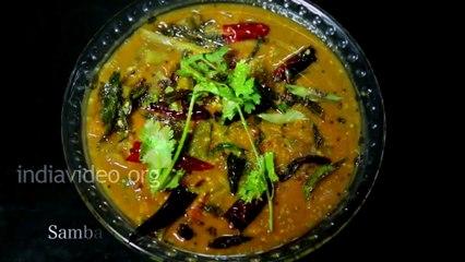 Seasonings In Kerala Dishes India Video
