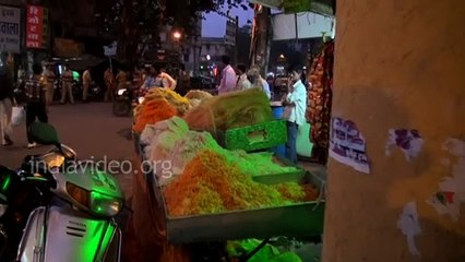 Sev, Local snack in Nagpur Street