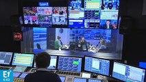 """INFO EUROPE 1 - """"On criait, on faisait les cons"""" : la version des gilets jaunes qui ont enfoncé la porte du ministère de Griveaux"""
