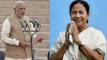 PM Narendra Modi के Oath Ceremony में शिरकत करेंगी Mamata Banerjee | वनइंडिया हिंदी