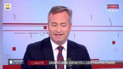 Jean-Baptiste Lemoyne - Public Sénat mercredi 29 mai 2019