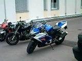 Illegal Street Racing - GSXR 1000 K7 VS 600 HORNET