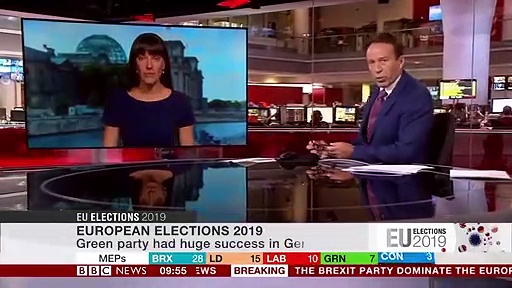 European elections 2019- Germany results – BBC News