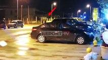 Aksidenti me 3 viktima në Kavajë, ja momenti kur 'Benz'-i përplasi nënën dhe vajzën në Kavajë