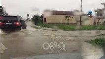 RTV Ora - Reshjet e shiut përmbytin Fierin, dhjetëra hektarë nën ujë