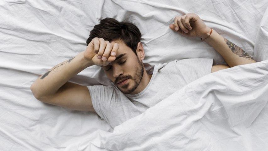 Tengo más sueño cuanto más duermo