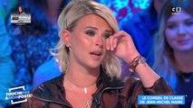"""VIDEO. """"Je t'aime d'amour"""" Kelly Vedovelli en larmes face à Jean-Michel Maire"""