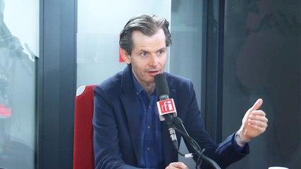 Guillaume Larrivé - RFI mercredi 29 mai 2019