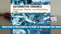 Online Automotive Engines: Diagnosis, Repair, and Rebuilding  For Online