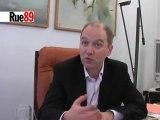 Denis Baupin et l'Autolib à Paris