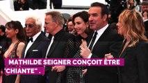 """""""Un papa merveilleux"""" : Mathilde Seigner se confie sur son compagnon Mathieu Petit"""