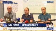 """L'intersyndicale de General Electric à Belfort se dit choquée des informations """"trompeuses"""" de Bruno Le Maire"""