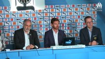 LIVE | Watch the live presentation of André Villas-Boas as the new manager of Olympique de Marseille! #WelcomeAVB #OMNation