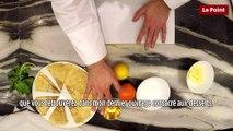 Tombez dans le Piège #17 : crêpes à l'orange et au basilic