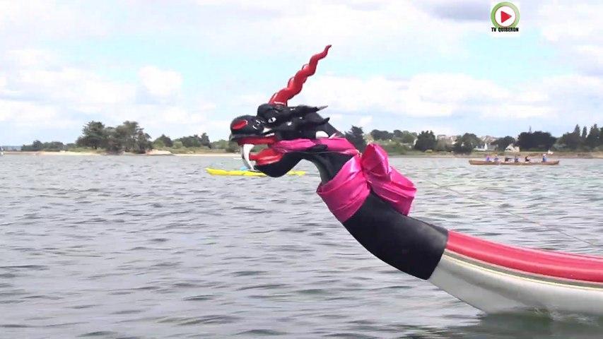 Semaine du Golfe 2019 Ile d'Arz - Vannes télé
