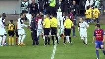 J37 GFC Ajaccio - EA Guingamp (0-1) -  2012-13