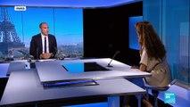 """Jihadistes français condamnés à mort en Irak """"C'est une situation difficile à tenir pour la France"""""""