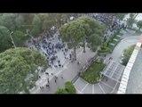 Jo vetëm protestë....Motra e Grida Dumës organizon dasëm ngjitur me kryeministrinë