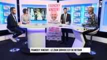 """Francky Vincent prêt à refaire """"La ferme célébrités"""" ? Il répond (Exclu Vidéo)"""
