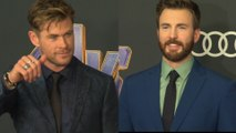 Chris Evans wants to make buddy comedy with Chris Hemsworth