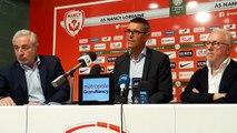 La post-formation, un axe de travail pour Jean-Louis Garcia,  le nouveau coach de l'AS Nancy Lorraine