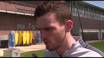 Andy Robertson pre UCL final (part one)