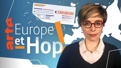 Le mercato européen a commencé ! - Europe et hop | ARTE