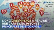 Une carte dévoile les déchets nucléaires près de chez vous