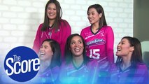 Laglagan with Creamline's Newest Members | The Score