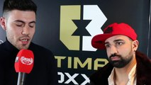 BEN SHALOM & PAULIE MALIGNAGGI TALK ULTIMATE BOXXER'S HUGE NEW DEAL WITH BT SPORT & FUTURE PLANS