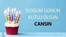 İyi ki Doğdun CANSIN - İsme Özel Doğum Günü Şarkısı