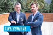Villas-Boas | The Boss' first day as an Olympien