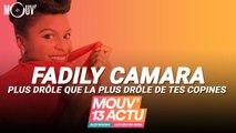 Mouv'13 Actu : Villas Boas, Will Smith, Fadily Camara