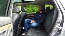 Le Meilleur Suv >> Honda Cr V Hybrid Test Drive In The First Honda Hybrid Suv